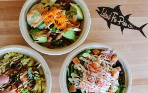 Island Fin Poké menu items