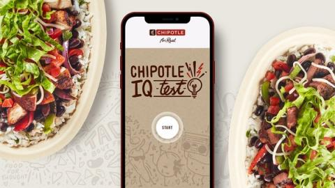 Chipotle IQ Test