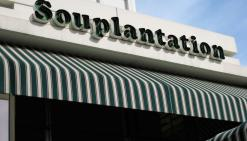 Storefront of Souplantation.