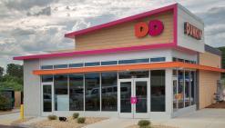 Dunkin' exterior of a NextGen design.