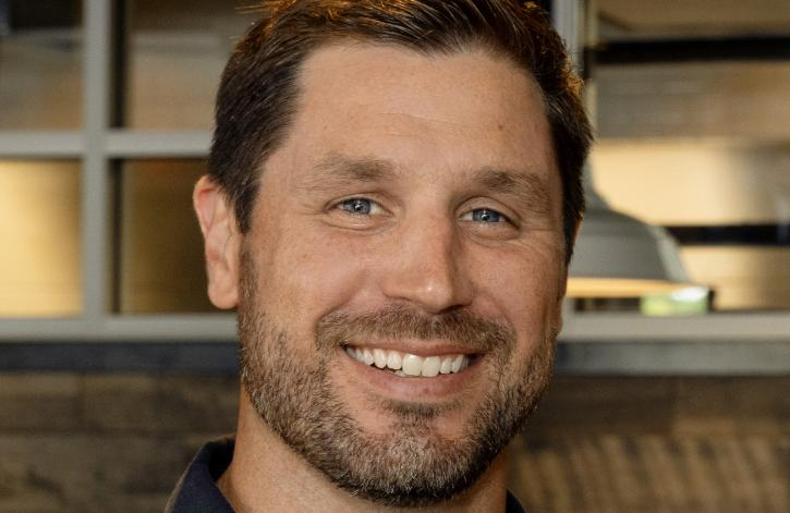 NFL tight end now bbq chain CEO and guiding through covid pandemic.