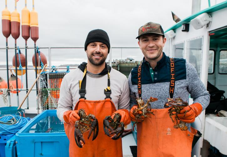 Los Angeles based lobster food truck franchise sees hope in future business.