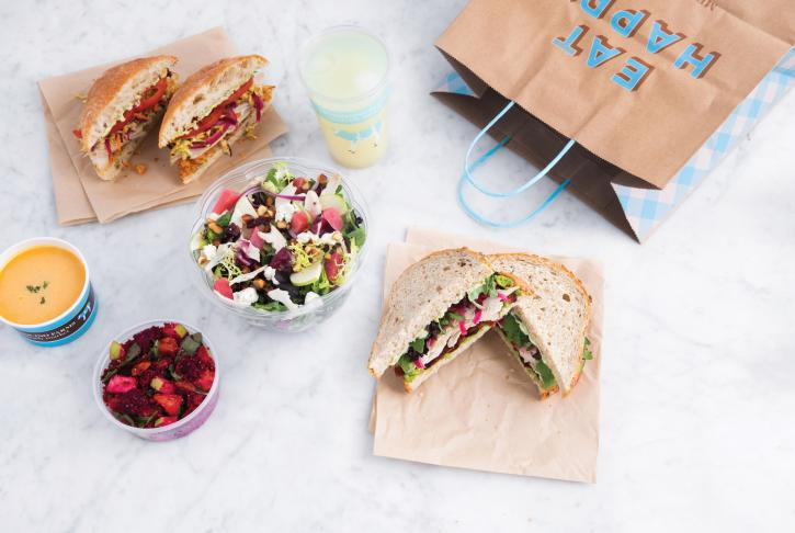 California sandwich restaurant chain sees hope in customer demand to dine out.