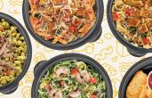 Noodles & Company family meals.