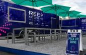 REEF Technology kitchen.