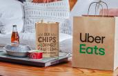 Uber Eats/Chipotle.