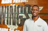 Dallas based restaurant company Wingstop invests in people to drive success.