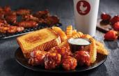 Zaxby's General Tso's Boneless Wings.