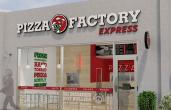 Pizza Factory rendering.