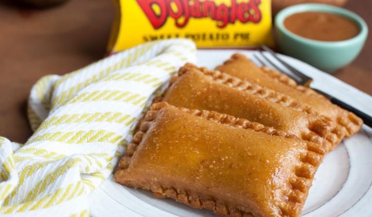 Bojangles' Sweet Potato Pies.