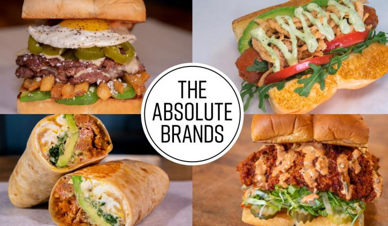 Dog Haus Absolute Brands graphic.