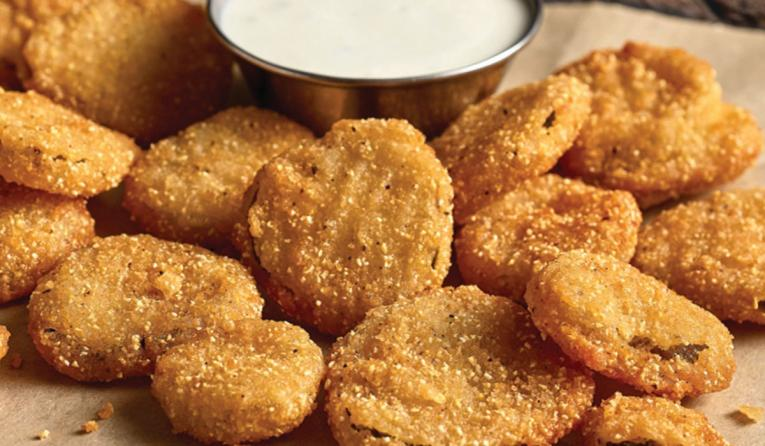 Fried Pickles Business: https://www.qsrmagazine.com