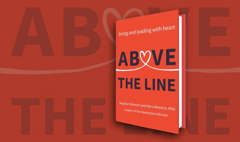 Heartstyles features book about living and leading with heart.