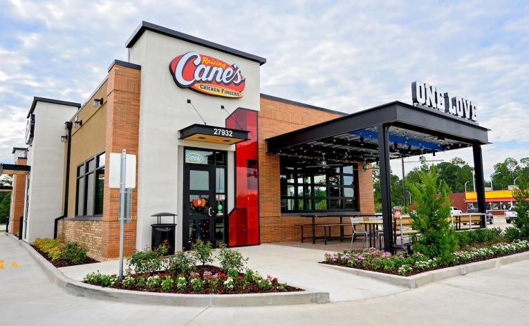 Raising Canes to make managers into millionaire restaurant operators.