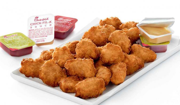 Chick-fil-A meal bundles.
