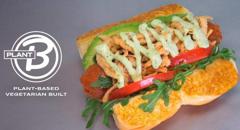 California fast casual restaurant launches virtual concepts for food delivery only.