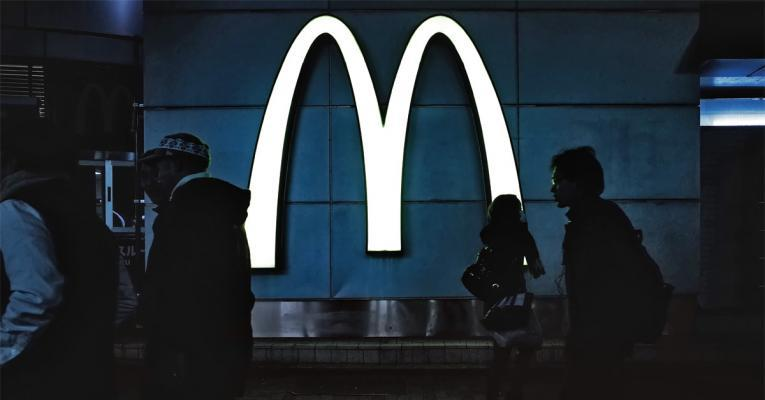 McDonalds tops year end list for biggest restaurant companies in America.