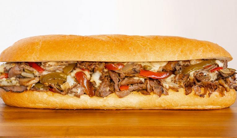Capriotti's sandwich.