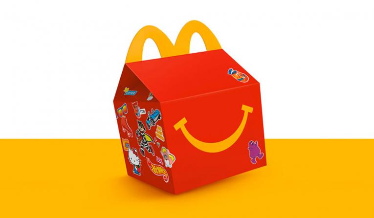 McDonald's happy meal.