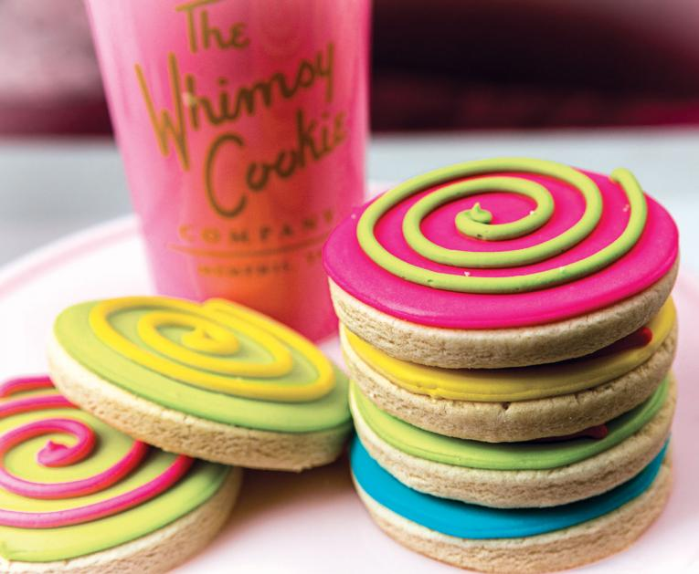 Cookies from The Whimsy Cookie Company