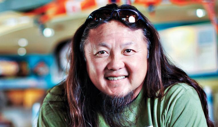 Wing Lam, Founder,Wahoo's Fish Taco