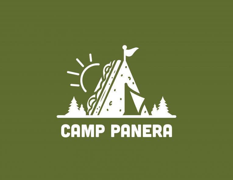 Panera Bread Camp Panera logo.