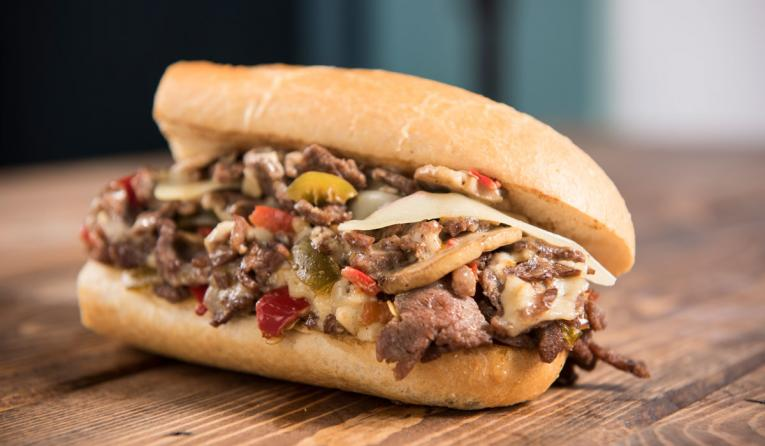 Capriotti's steak sub.