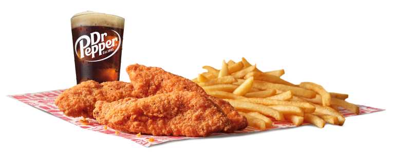 Jack in the Box Spicy Chicken Strips