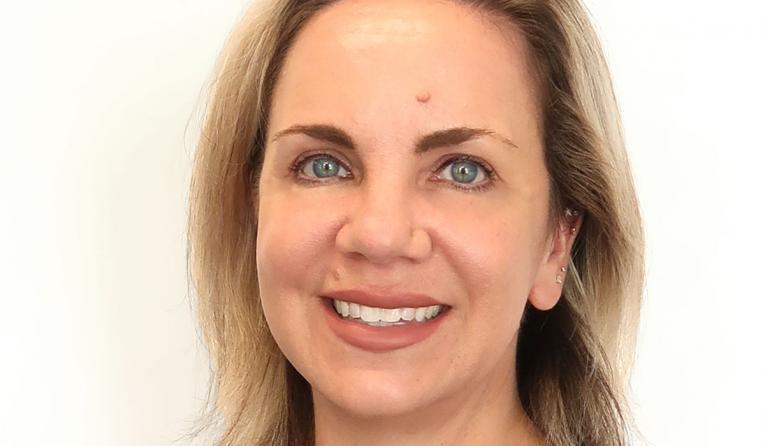 Pieology CMO Adrienne Berkes.