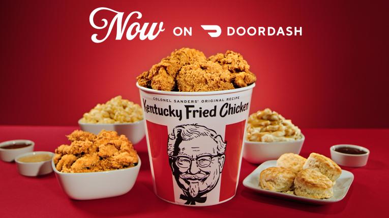 KFC graphic.