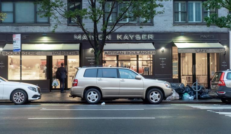 Maison Kayser storefront.