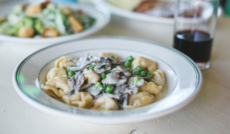 Mandola's Italian Kitchen Italian food.