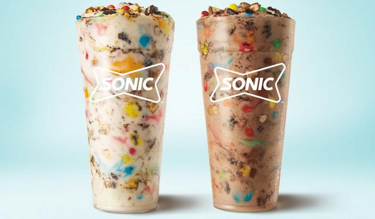 Sonic Drive-In Trick or Treat Blasts.