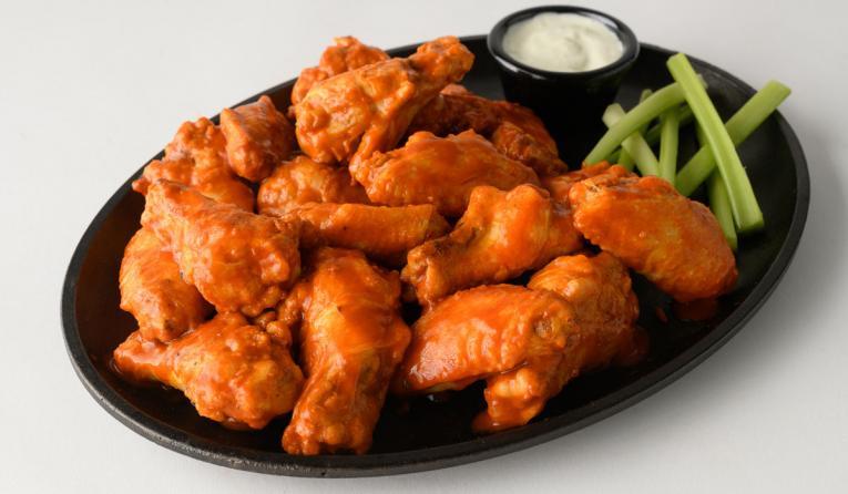 Fazoli's chicken wings.