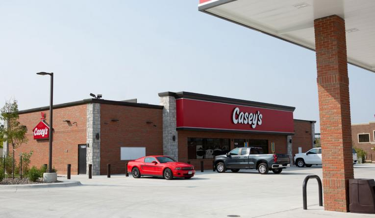 Casey's General Stores new logo.
