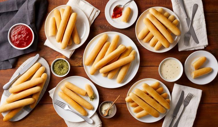 Fazoli's breadsticks.