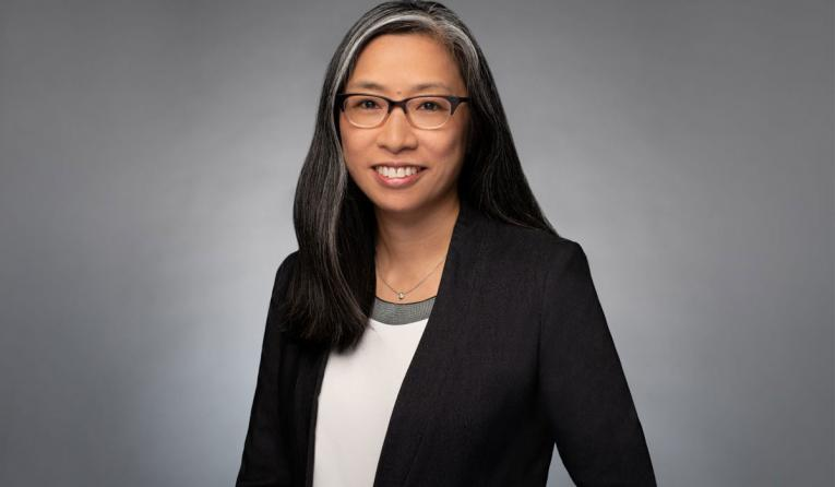 Qdoba CMO Jeannie Cho.