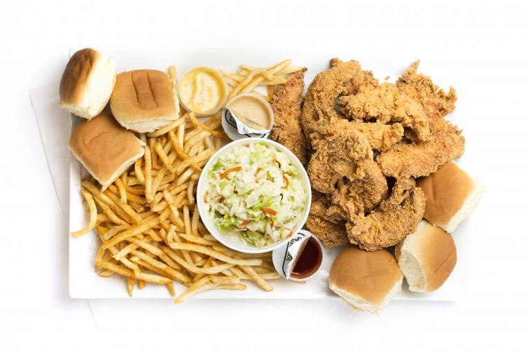 Southern Classic Chicken Family Platter