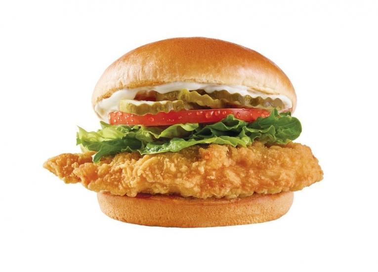 Wendy's chicken sandwich