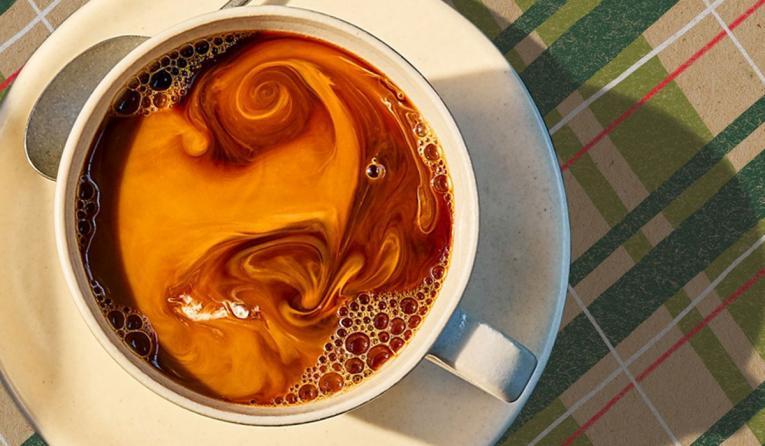 Panera Bread coffee.