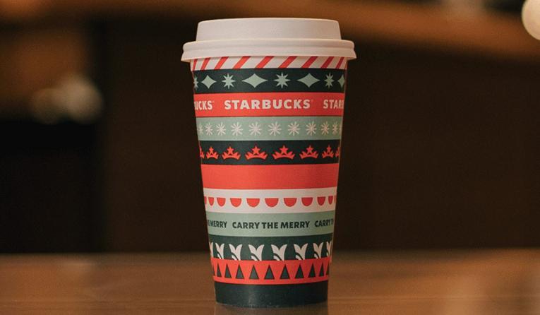 Starbucks Christmas Flavored Kcups 2021 Starbucks Holiday Lineup And Peppermint Mocha Arrive November 6 Qsr Magazine