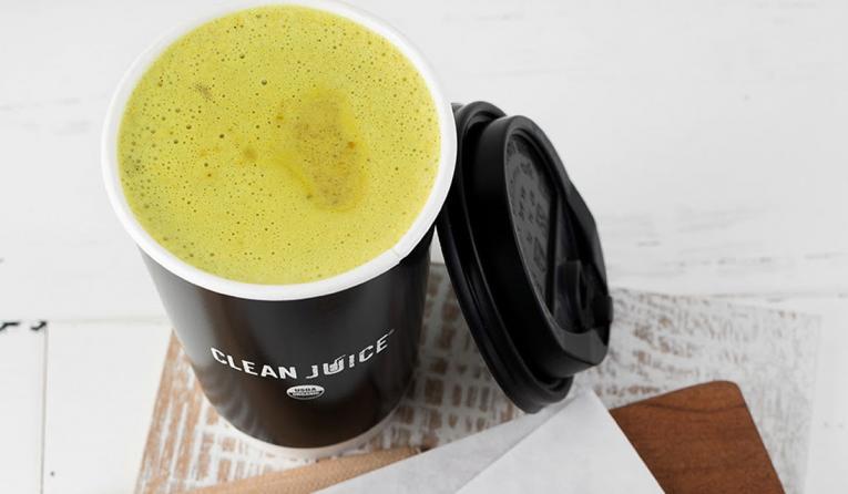 Clean Juice soups.