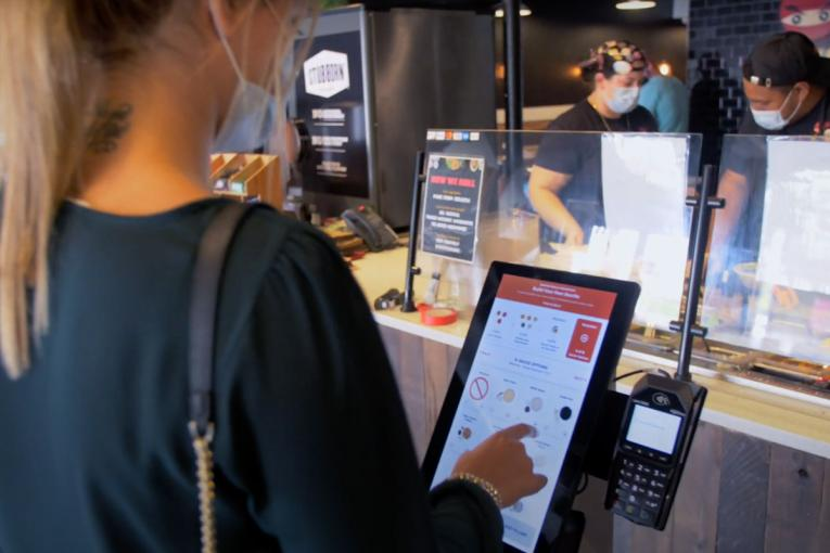 Kiosks Helped One Brand Increase Ticket Size by 40–50 Percent During COVID