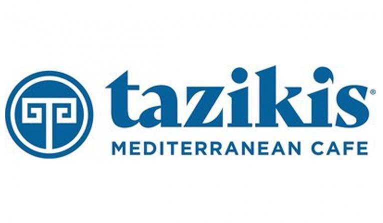 Taziki's Mediterranean Café logo.
