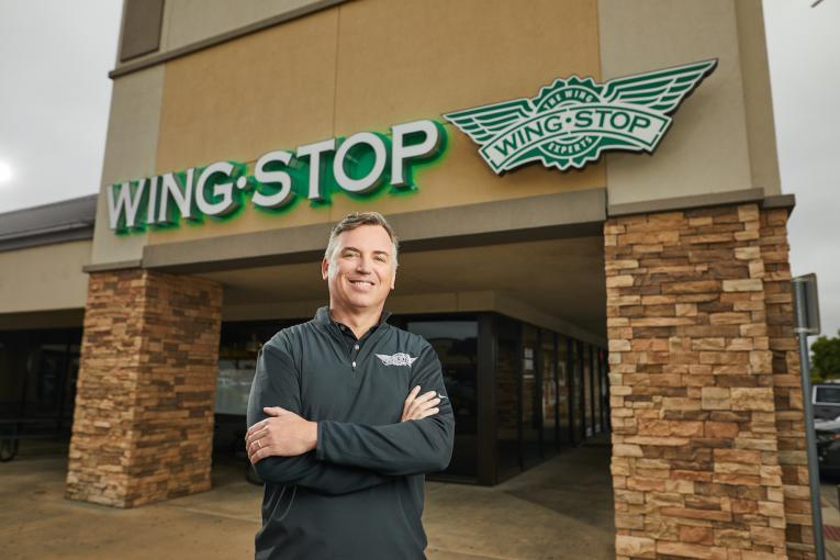 Wingstop aims for international expansion to become global restaurant icon.