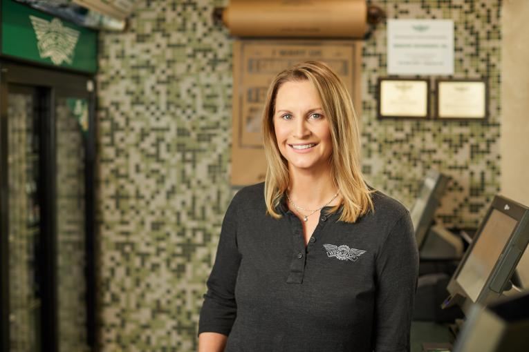 Wingstop's chief technology executive shares behind scenes look at strategy.