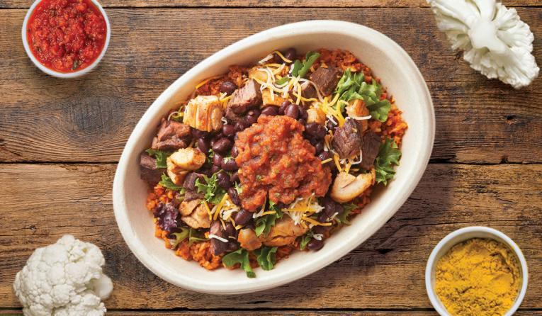 Freebirds Adds Cauliflower Rice at Texas Locations | QSR ...