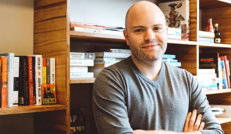 Honeygrow CEO Justin Rosenberg.