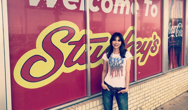 Stuckey's CEO Stephanie Stuckey.