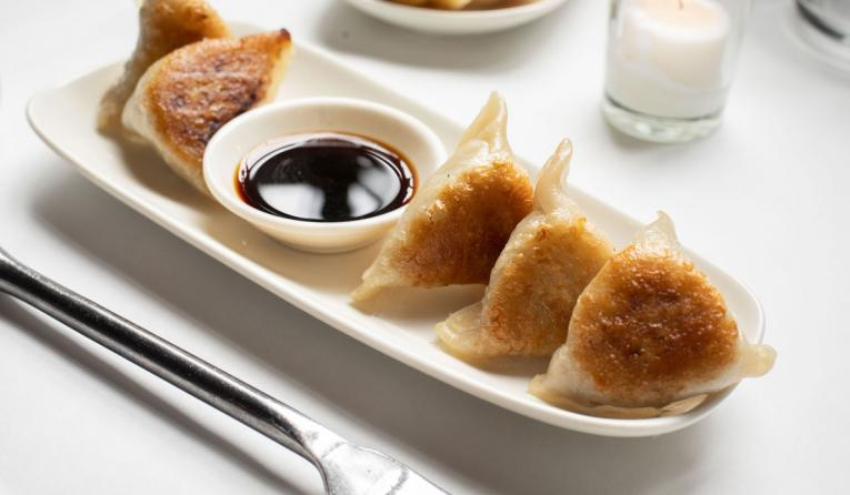 Brooklyn dumplings.